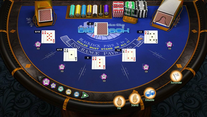 SP Atlantic City Blackjack Elite Edition