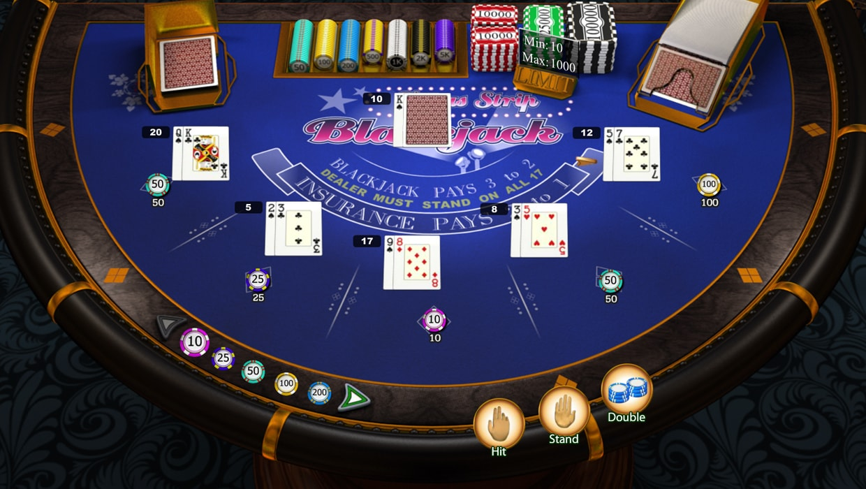 Vegas Strip Blackjack Elite Edition