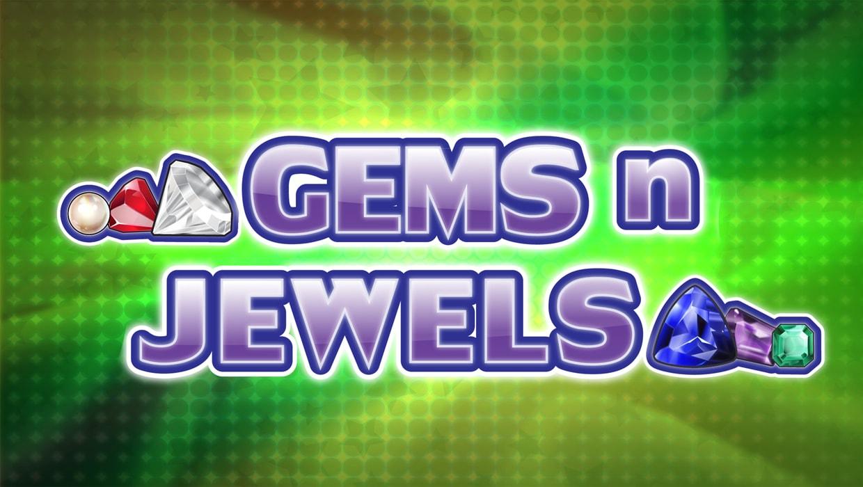 Gems N Jewels mobile slot