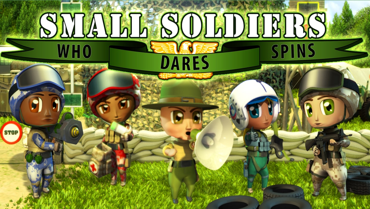 Small Soldiers mobile slot