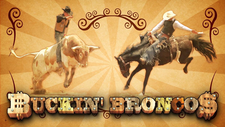 Buckin Broncos mobile slot