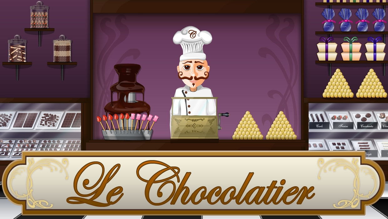 Le Chocolatier mobile slot