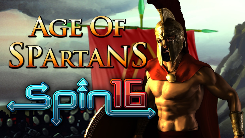Spartan Warrior Spin 16 mobile slot