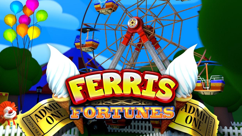 Ferris Wheel scratchcard