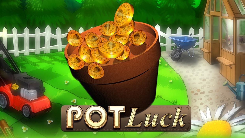 Pot Luck scratchcard