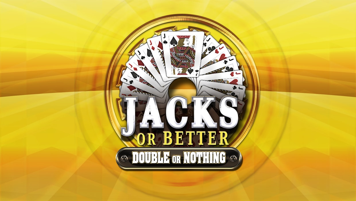 Jacks Or Better Double Or Nothing VideoPoker
